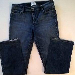 white house black market jeans size 10 regular